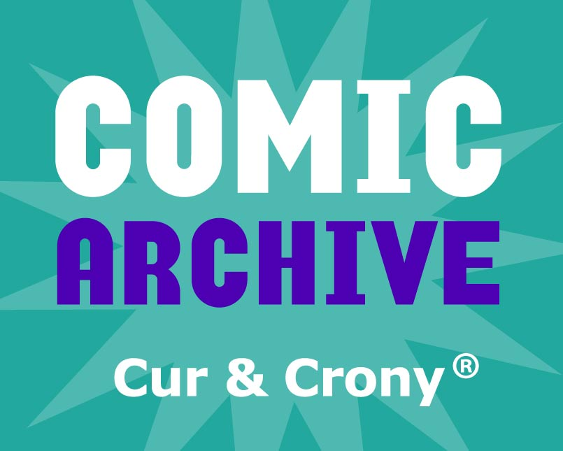 Cur and Crony comics