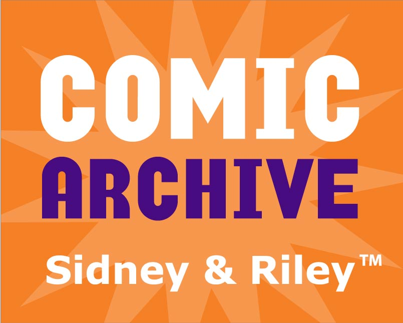 Sidney and Riley comics